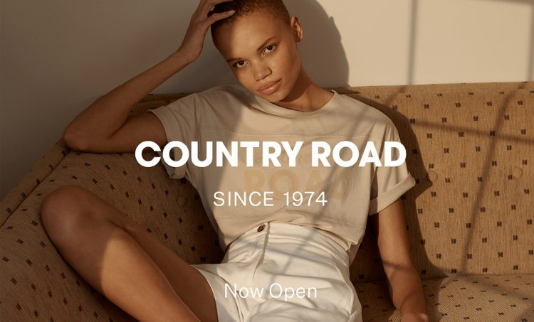 Country Road, Now Open