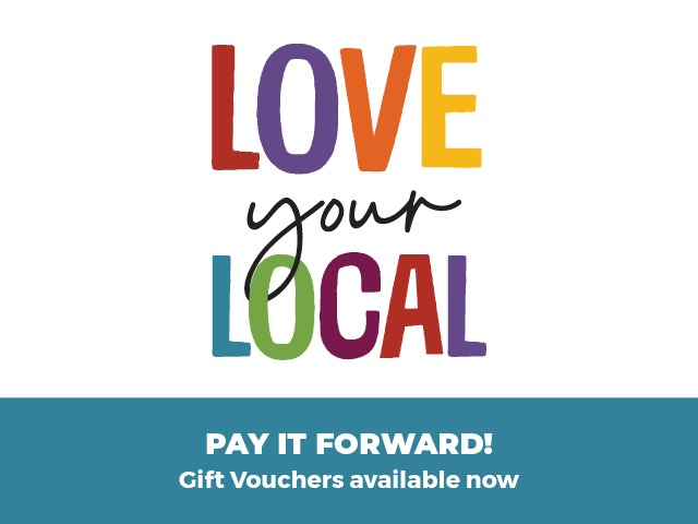 Pay it Forward: Cafes and Restaurants
