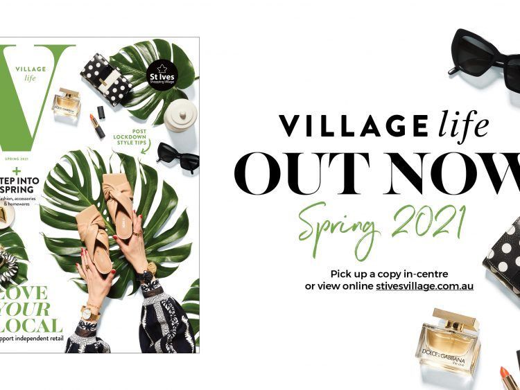 Village Life Out Now